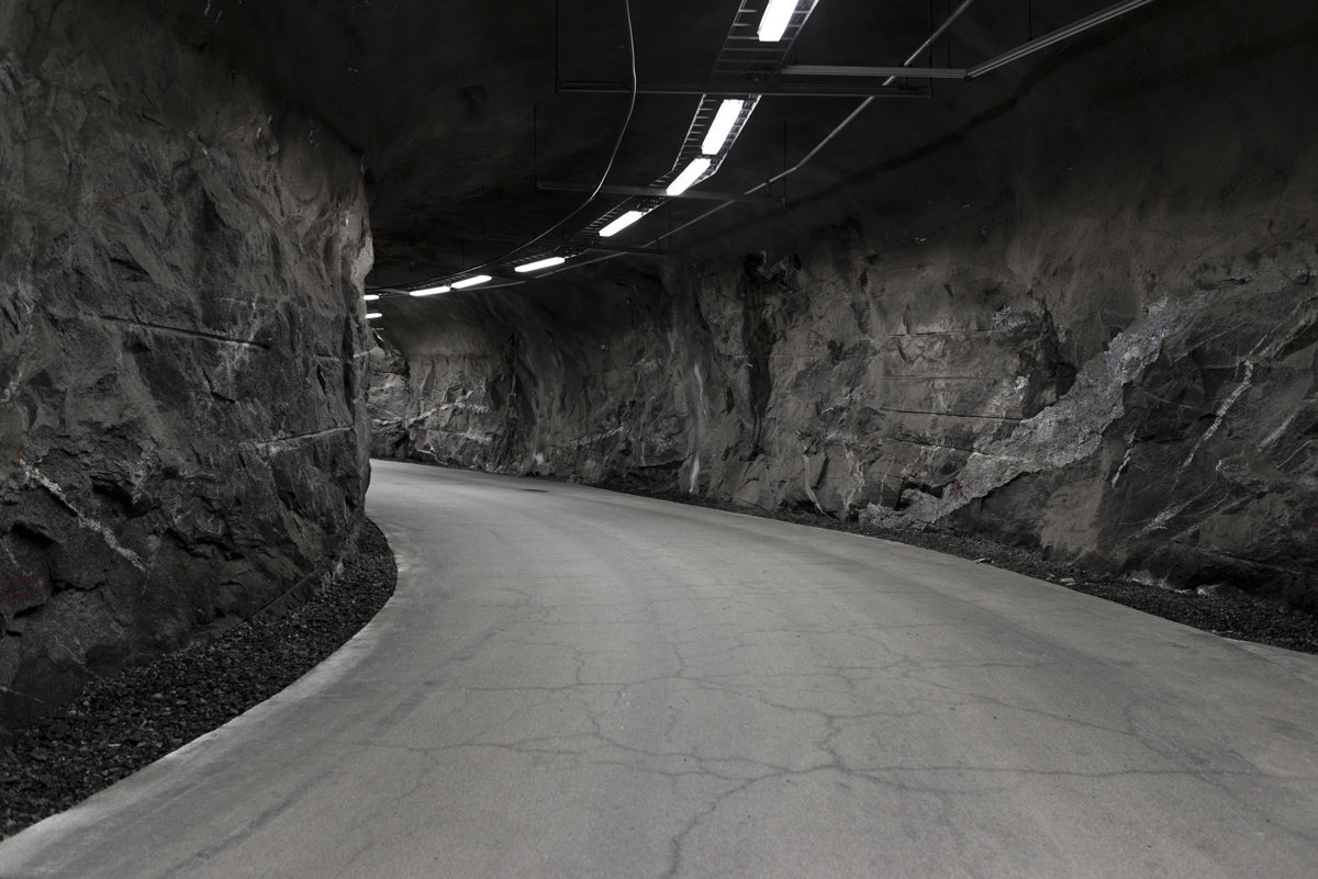 Mutant Space Onkalo, Atif Akin, Haukijarvi, Finland 2015